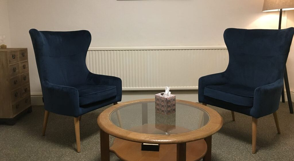 Therapy Room at Hisia Psychology Consultants